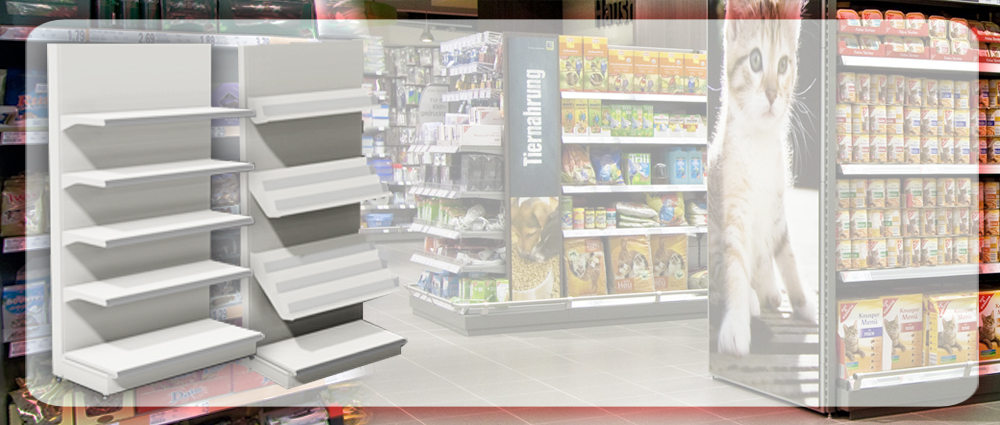 Commercial Shop Shelving
