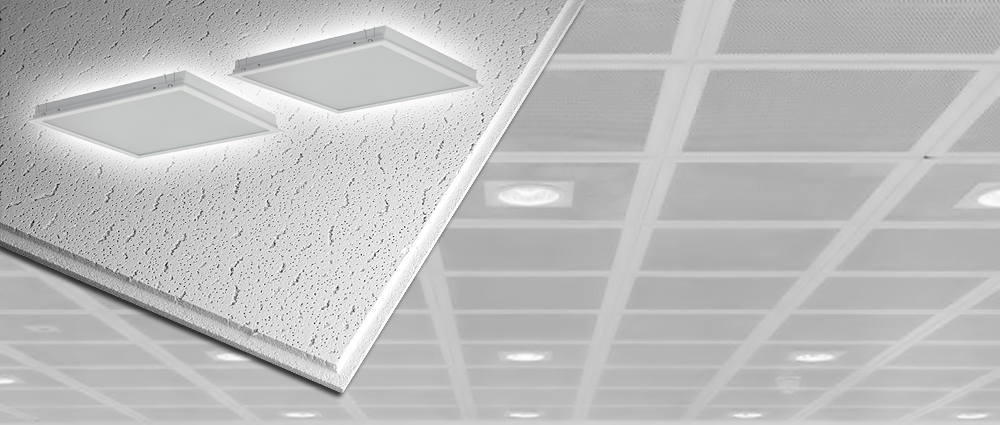 Shop Suspended Ceiling