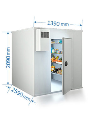 cold-room-1390-x-2590-mm-without-floor