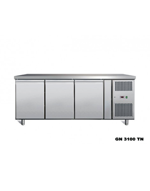 ArtikCold GNTN Prep Counter Commercial Refrigeration - Cold prep table for sale