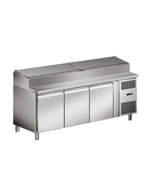 Artikcold Prep Table Counter Commercial Refrigeration - Cold prep table for sale