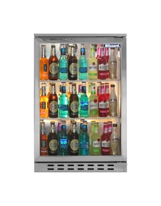 bottle-display-blizzard-bar1ss-back-bar-single-glass-door-cooler