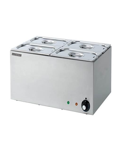 Maestrowave bain marie commercial refrigeration for Cuisson four bain marie