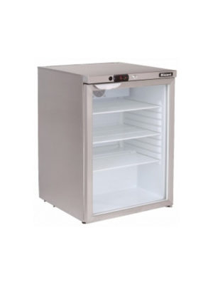 undercounter-chiller-blizzard-ucr140cr-single-glass-door-display