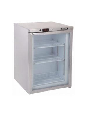 undercounter-freezer-blizzard-ucf140cr-single-glass-doorundercounter-freezer-blizzard-ucf140cr-single-glass-door