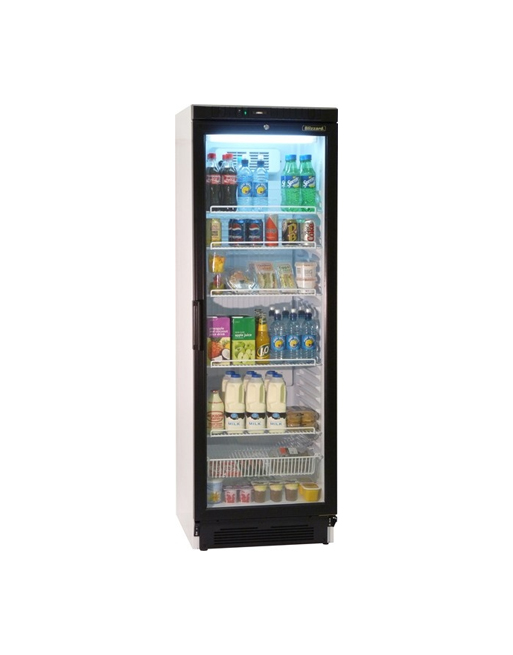 upright-refrigerator-blizzard-gdr40-white-laminated-upright-storage-display