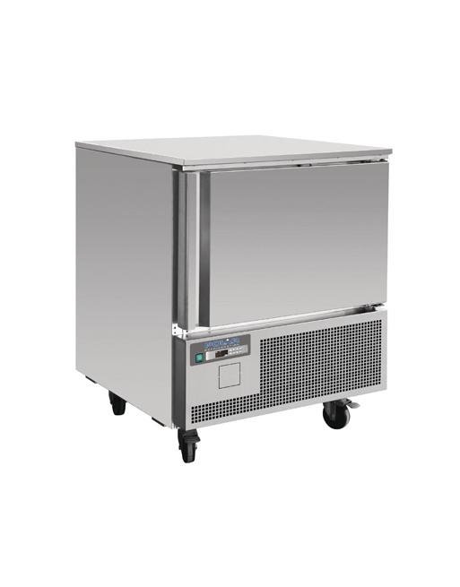 blast-chiller-shock-freezer-polar-dn493-stainless-steel-commercial