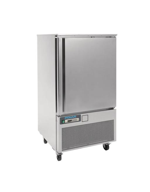 blast-chiller-shock-freezer-polar-dn494-stainless-steel-commercial