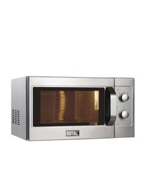 buffalo-gk643-microwave-oven