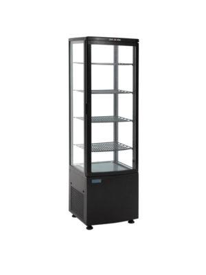 curved-glass-display-polar-dp289-black-laminated-single-chiller
