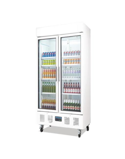 Polar Cd984 Display Fridge Commercial Refrigeration Shopfitting Services In Uk