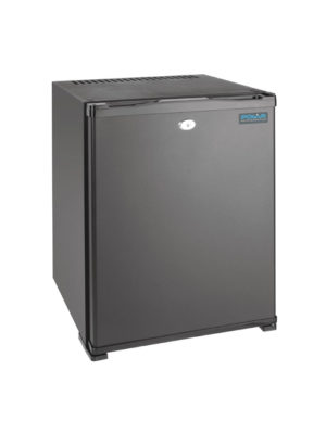 hotel-room-polar-ce322-black-abs-steel-single-solid-door-fridge