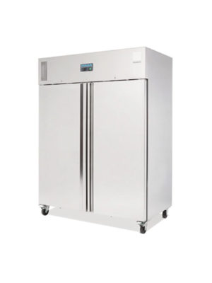 polar-u634-stainless-steel-fridge