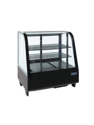 refrigerated-display-polar-cc611-black-laminated-multideck-serveover