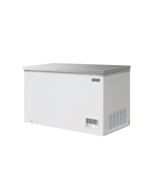 stainless-steel-lid-polar-cm530-white-laminated-solid-chest-freezer