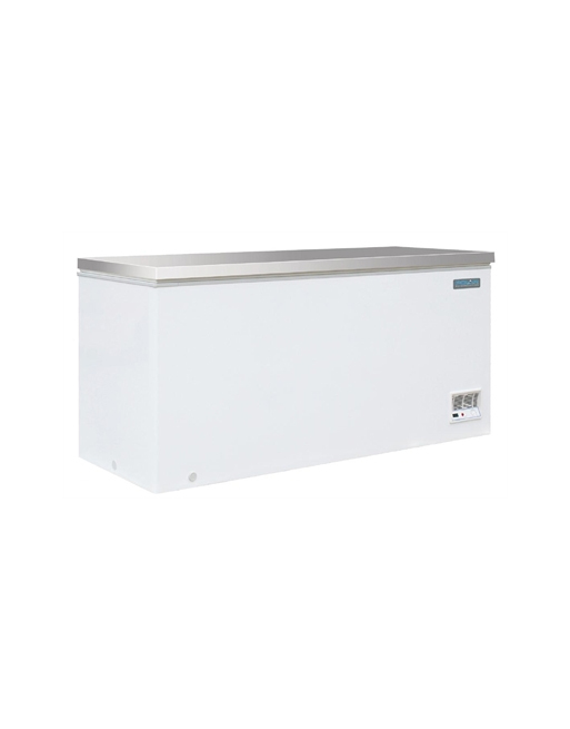 stainless-steel-lid-polar-cm531-white-laminated-solid-chest-freezer