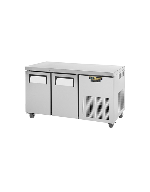 True Double Door Prep Chiller Commercial Refrigeration - True refrigerated prep table