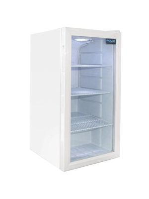 undercounter-display-polar-cf750-white-laminated-glass-door-fridge