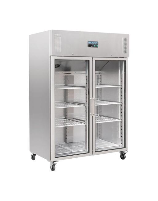 Polar Cw198 Display Fridge Commercial Refrigeration Shopfitting