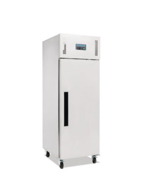 upright-refrigerator-polar-g592-stainless-steel-single-solid-door