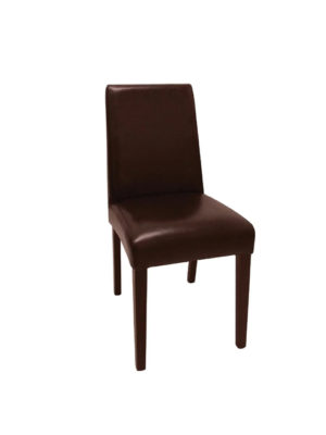 dining-chair-bolero-gf955-hard-wearing-cleanable-faux-leather-brown