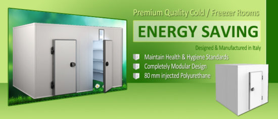 Commercial Energy Saving Cold Rooms
